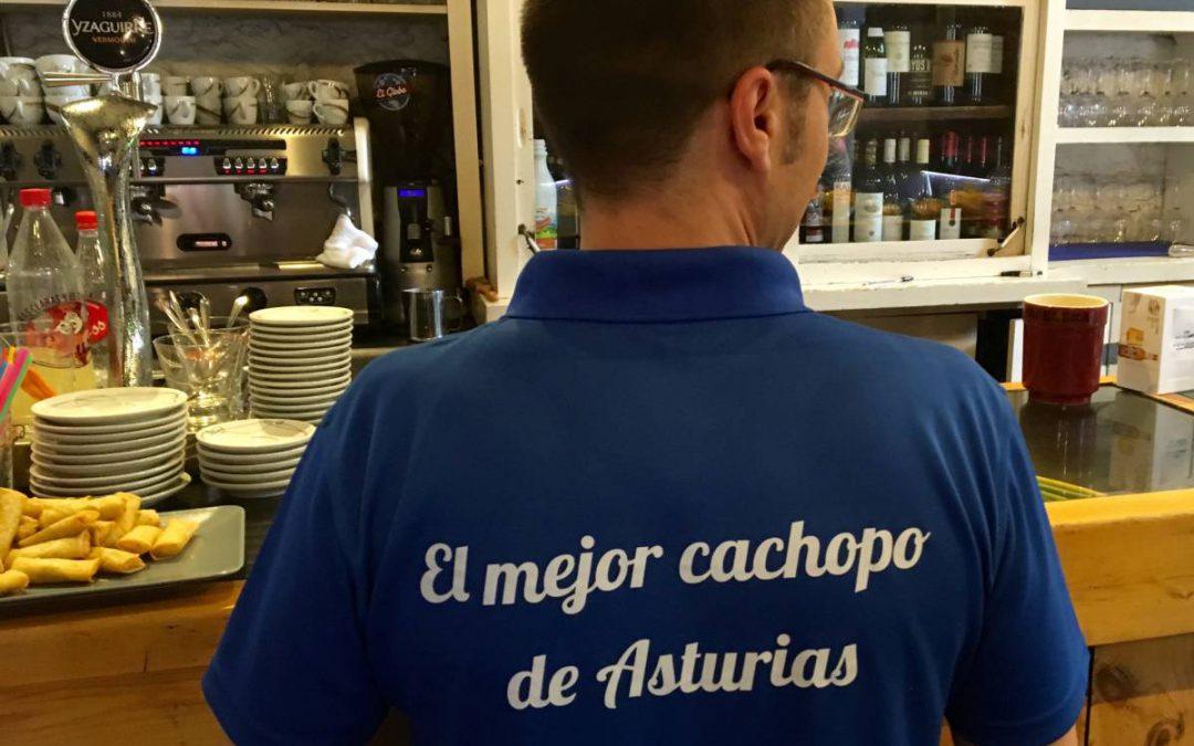 Nuestro cachopo Asturiano en «El País», por José Carlos Capel