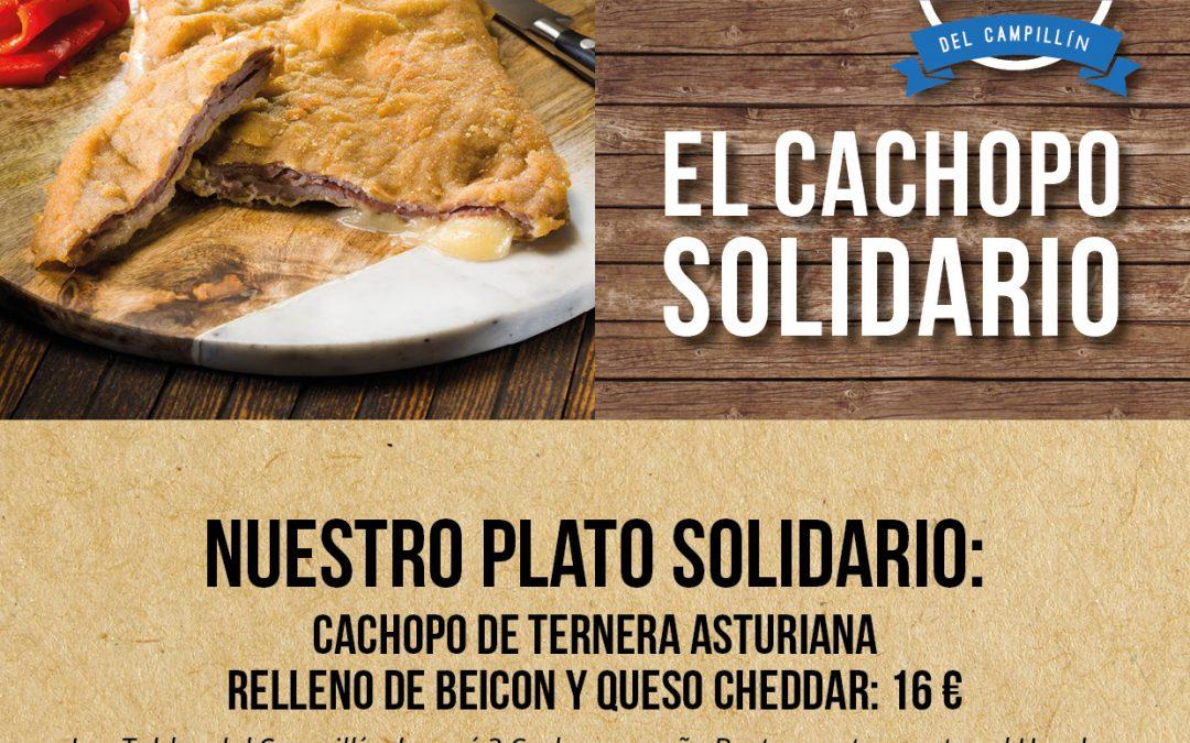 Cachopo Solidario