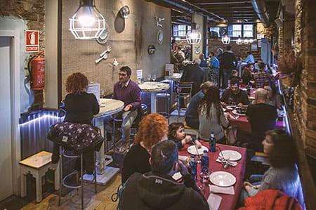 restaurante oviedo comer bien las tablas del campillin