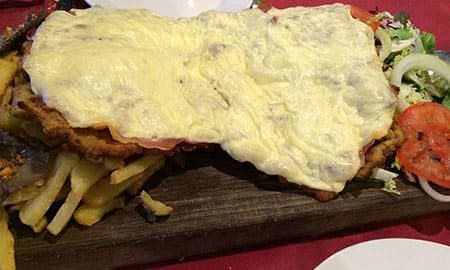 comidas tipicas las tablas del campillin