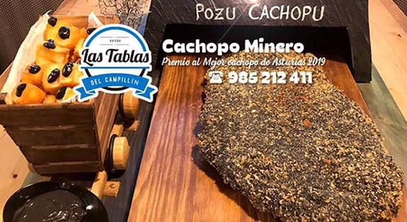 mejor cacachopo asturias tablas minero
