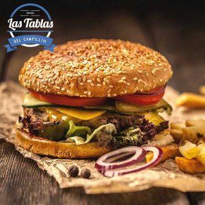 hamburguesa supreme a domicilio